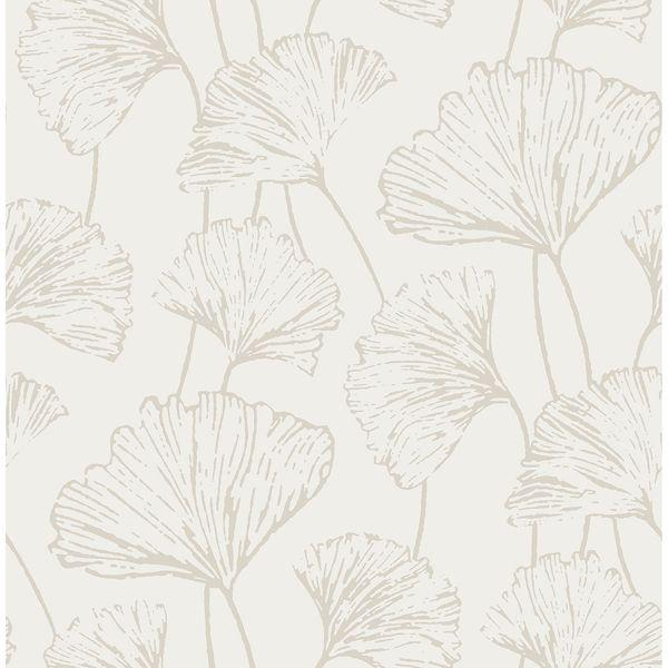 Silver Hikarigaoka Peel And Stick Wallpaper Botanical Wallpaper Brewster Wallpaper Wallpaper Roll