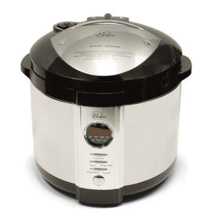 Wolfgang Puck Bistro Digital Pressure Cooker Manual | hip pressure cooking
