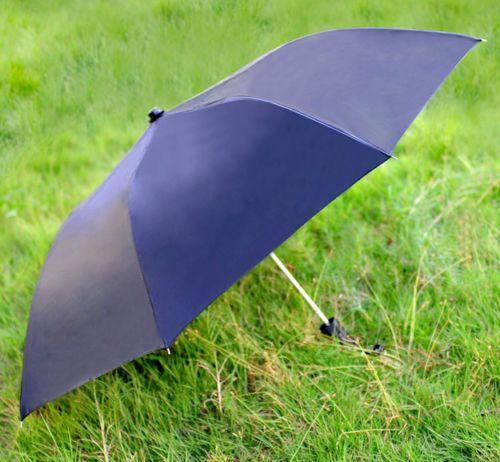 New Solid Black Mini Auto-Open Umbrella By Barton Outdoors Weddings Photo Shoots