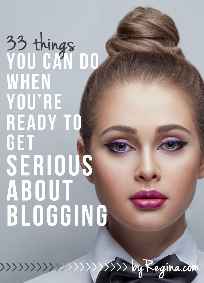 "1. Think long & hard about your blog categories. Your categories are the main sections or ""magazine columns"" that you feature on your blog. They should appeal to your target audience. They should be logical for you. You should like talking about them. 2. Design your site to be appealing and easy on the eyes, …"