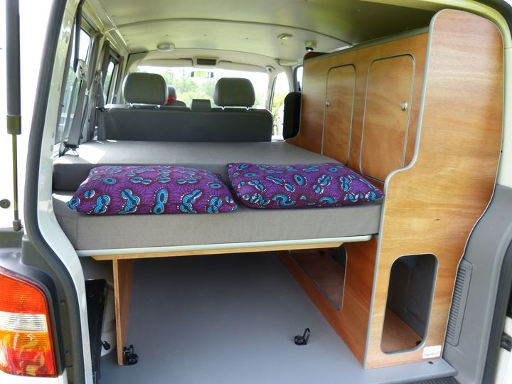 Extrêmement 129 best vw interiors images on Pinterest | Campers, Van interior  MS38