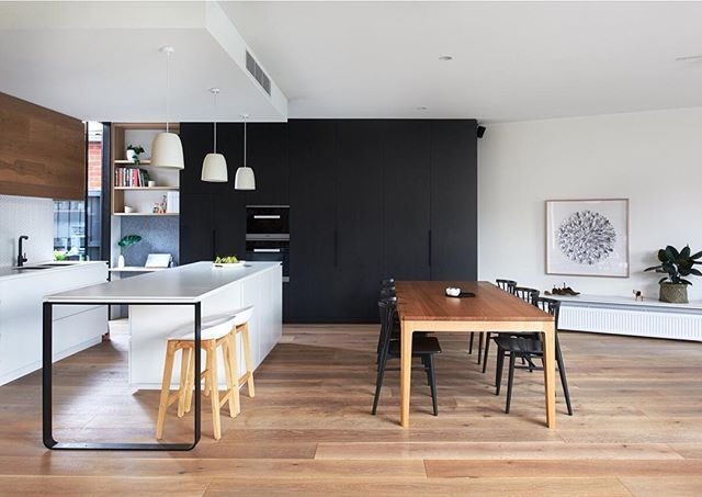 Kitchen joy at our recently completed Elwood project. #HEARTLYelwood Interiors by #HEARTLY #HEARTLYdesignstudio Architecture by @chamberlainarchitects #Elwood #R2developments @tobesagrams @mudaustraliainstagram 📷 @mrveeral
