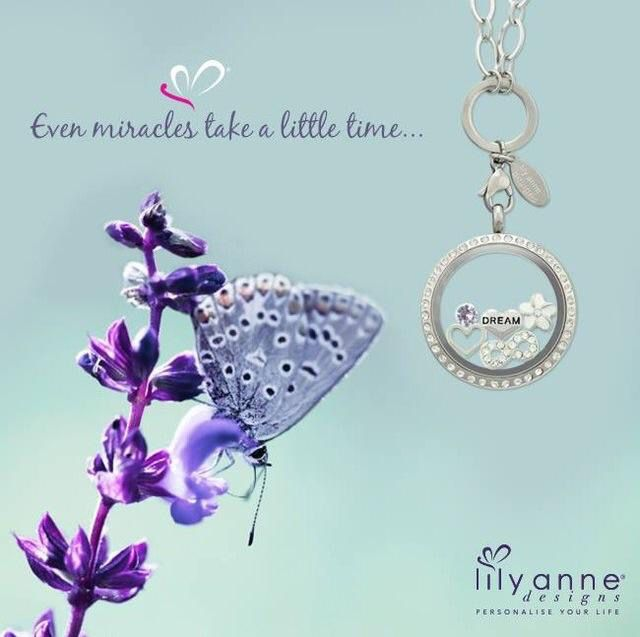 Even miracles take a little time... Lily Anne Designs