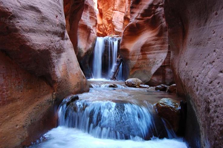 Kanarra Canyon, Utah: Favorite Places, Kanarra Canyon, Coolest Places, Canyon Utah