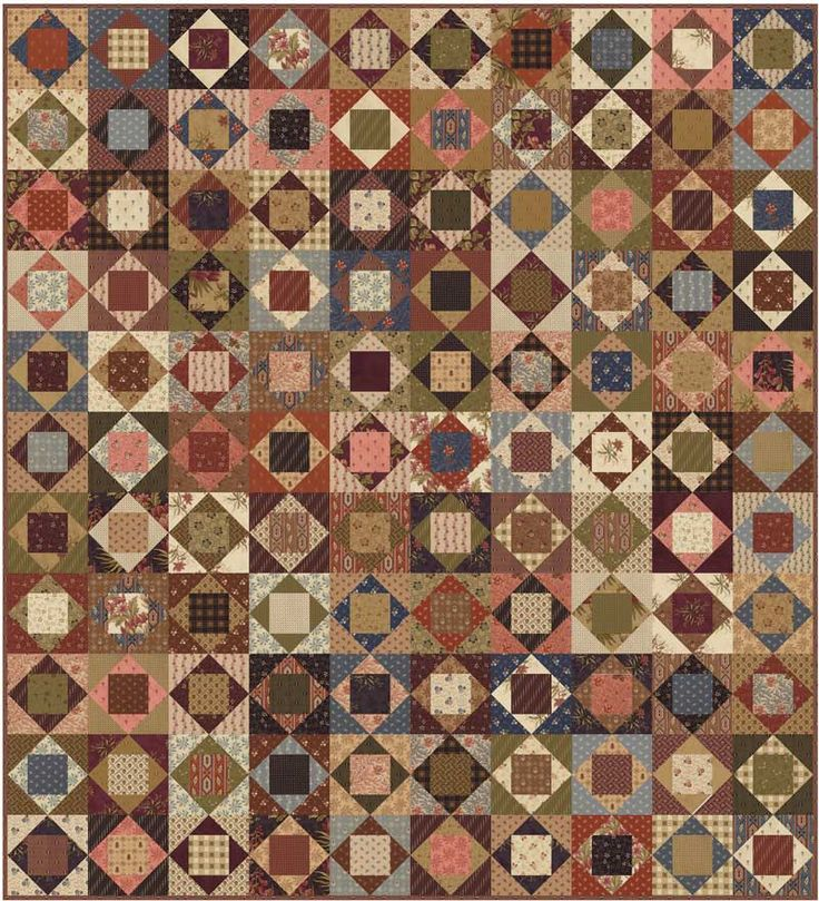 11 best miss rosies quilt patterns images on pinterest easy nice way to use up a lot of the scraps from dons quilts fandeluxe Image collections
