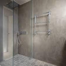 kalkverf in badkamer
