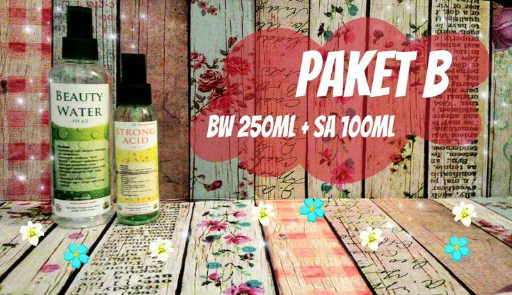 Hub. Ibu RA Dewi W. Kartika 0817808070(XL), Grosir Beauty Water, Jual Beauty Water, Khasiat Beauty Water, Palembang, Medan, Strong Acid, Jerawat