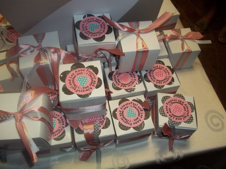 Sweety gift boxes