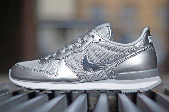 #Nike Wmns Internationalist - Silver Pack #sneakers