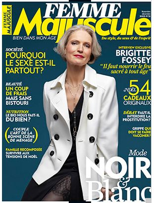 Chic at any age: My favorite French magazine for mature women