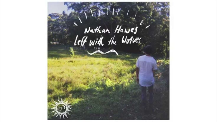 Left with the wolves EP ~ Nathan Hawes