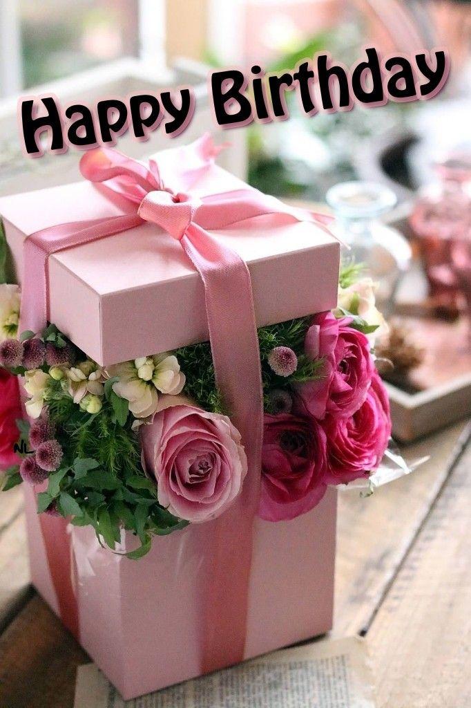 Happy birthday Birthday bouquet, Happy birthday flower