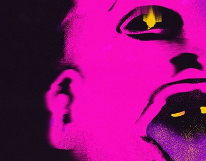 """Check out new work on my @Behance portfolio: """"Danny Brown - Atrocity Exhibition"""" http://be.net/gallery/43515861/Danny-Brown-Atrocity-Exhibition"""