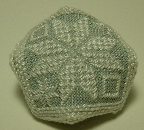 Hardanger Biscornu - side 2 | Flickr - Photo Sharing!