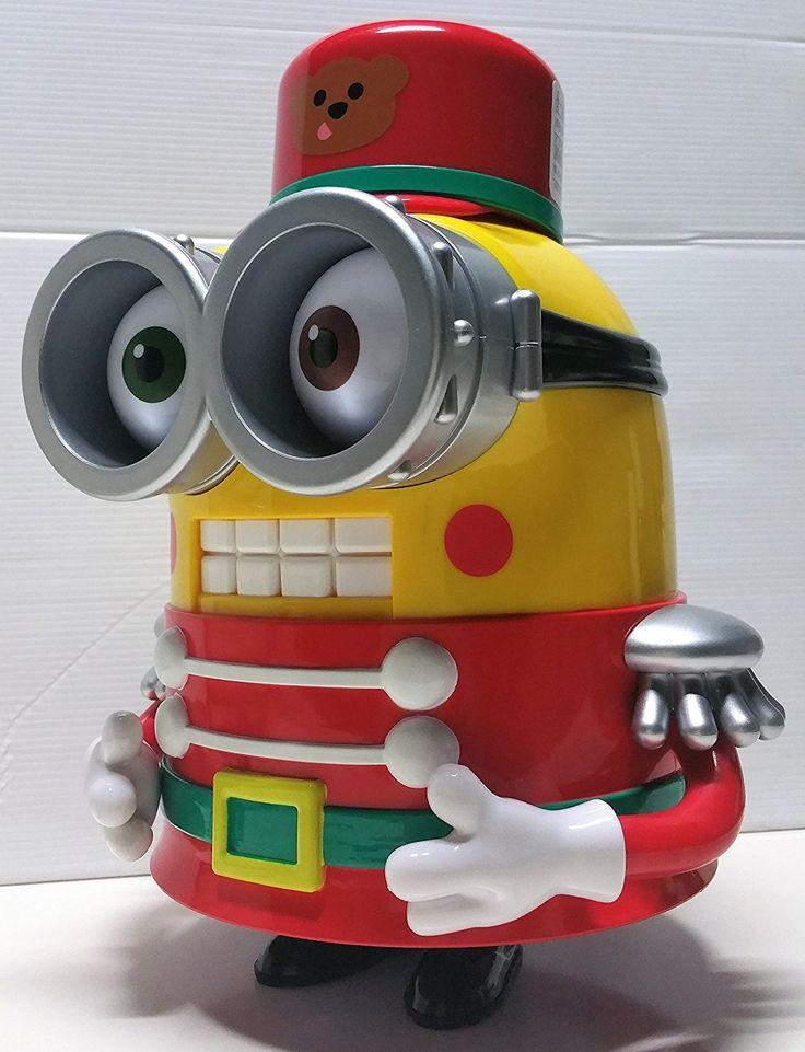 Amazon | USJ 限定 商品 【 クリスマス ミニオン ボブのおもちゃの兵隊 お菓子BOX 】 MINION MAYHEM CHRISTMAS グッズ ミニオンズ | ユニバーサル・スタジオ・ジャパン | スナック菓子 通販