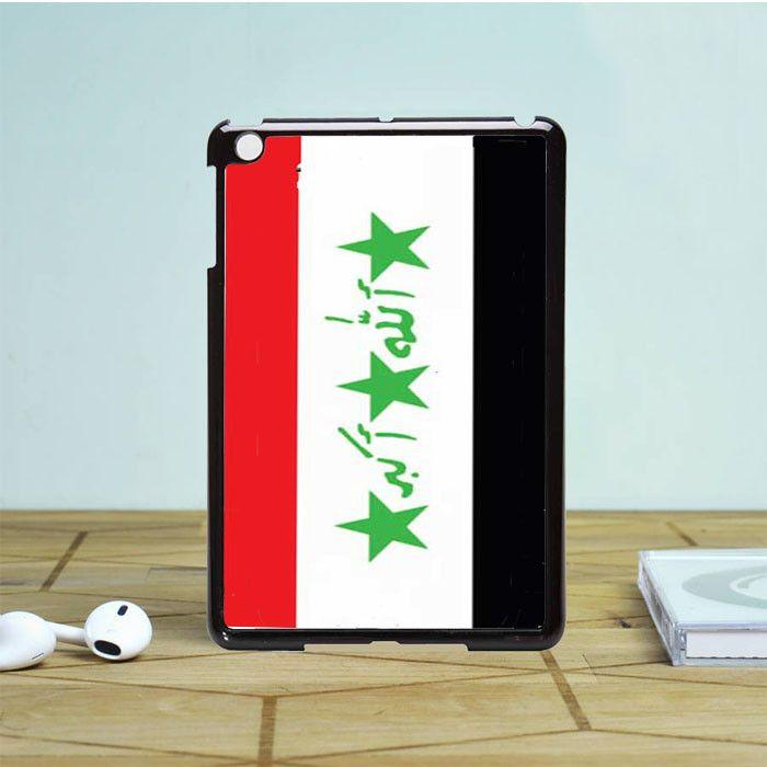 Iraq flag iPad Mini 2 Case Dewantary