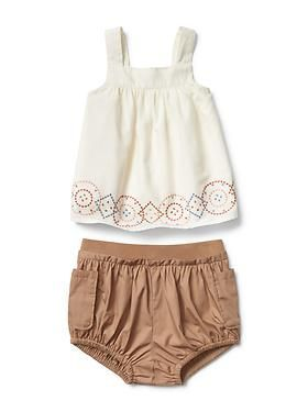 The perfect baby girl look