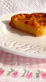 La Cocina de Ani: Tarta muy fácil de manzana
