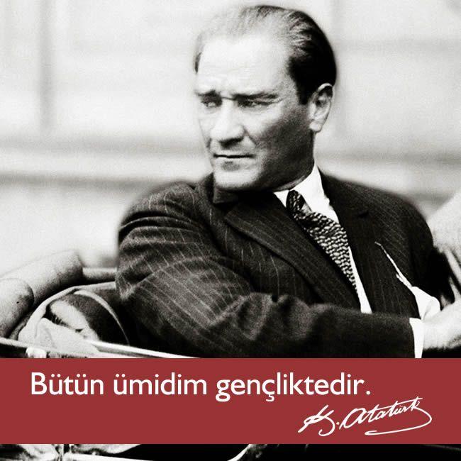 19 Mayıs Atatürk'ü Anma Gençlik ve Spor Bayramımız Kutlu Olsun... www.krcyonetim.com