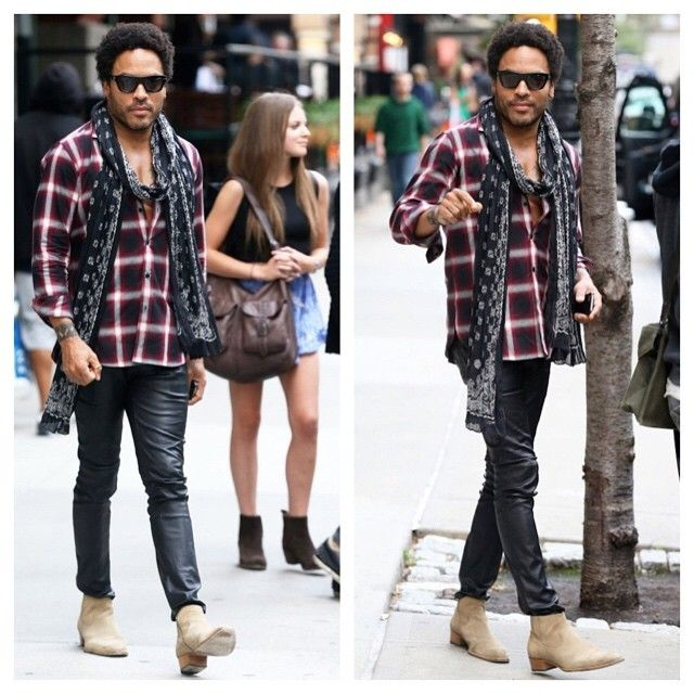 Plaid Style: Men's Health.com