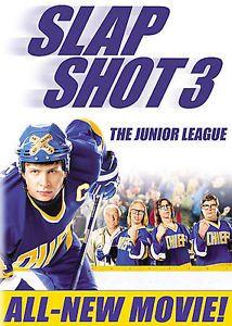 images of slap shot 3 dvd | Slap Shot 3: The Junior League DVD 25192006029 | eBay