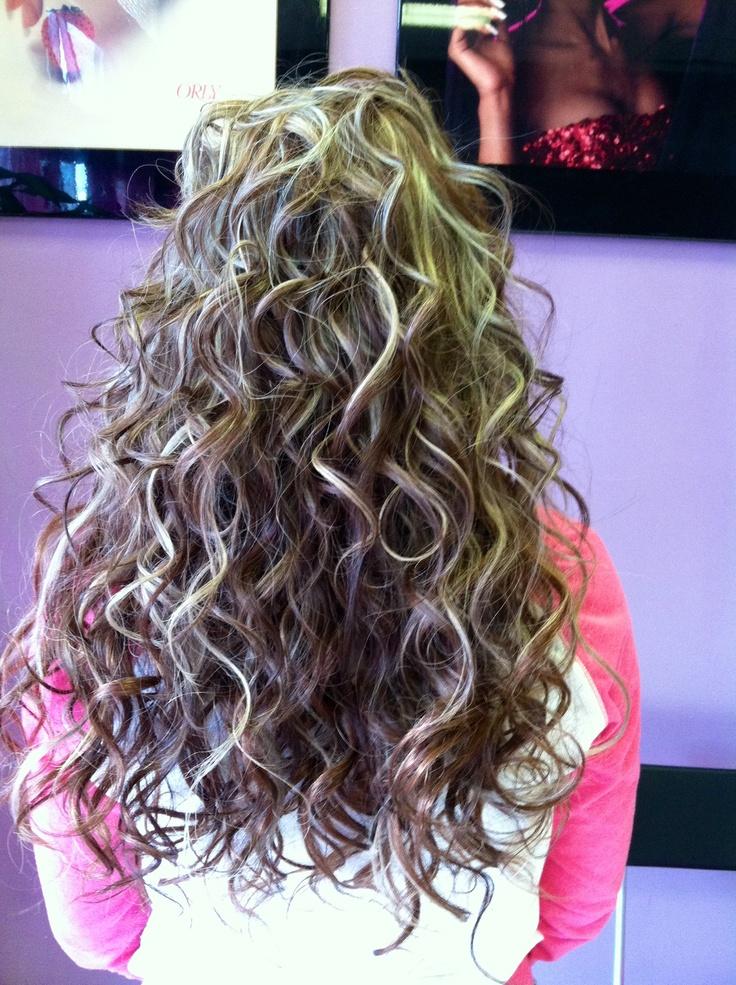 Carmel With Ash Blonde Highlights Hair Pinterest