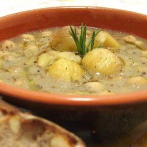 Ρεβύθια σούπα
