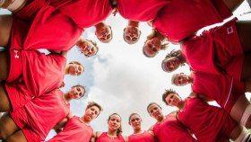 Le décompte achève pour la participation historique de l'équipe canadienne de rugby à sept aux Jeux olympiques de 2016. C'est...