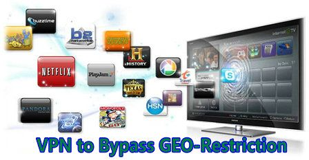 Set up a VPN for Smart TV to Bypass GEO-Restriction  How you set up a VPN for your smart TV?  Find the Best Smart TV VPN Service.  http://www.bestvpnserver.com/set-up-a-vpn-for-smart-tv-bypass-geo-restriction/