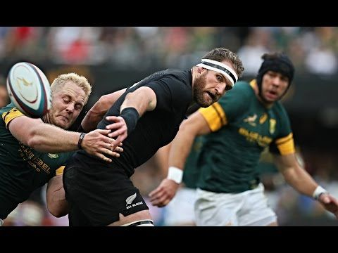 All Blacks 4 TRIES in 10 MINUTES vs South Africa - YouTube