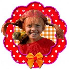 Strijkapplicatie Pippi, van http://www.mijnwebwinkel.nl/winkel/tutteleminka