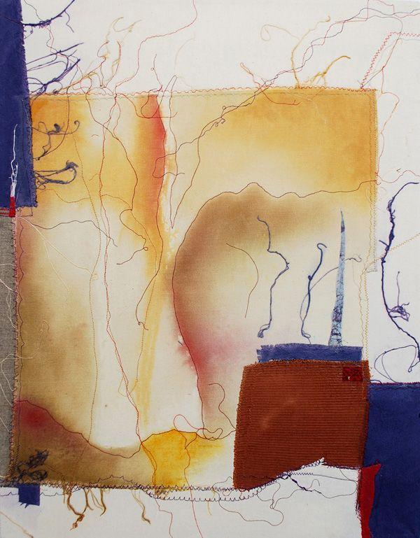Allyn Cantor | Weekly Artist Fibre Interviews | Fibre Art | International | Canadian | World of Threads Festival | Contemporary Fiber Art Cr...