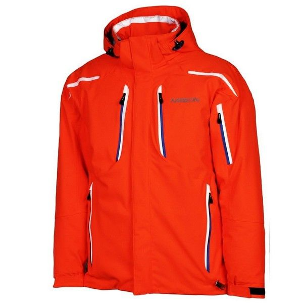 karbon hydrogen insulated ski jackets mens