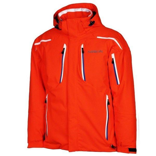 karbon hydrogen insulated ski jackets mens
