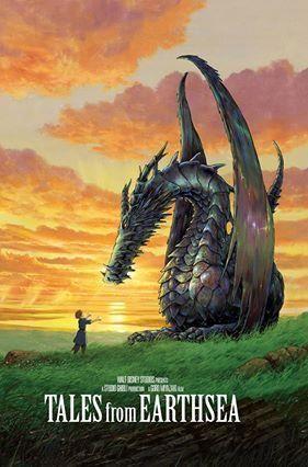 I racconti di Terramare film d'animazione giapponese scritto e diretto da Gorō Miyazaki e prodotto dallo Studio Ghibli.