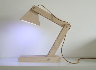 Residue Lamp by Made by Midas