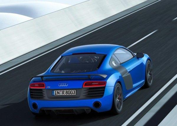 2015 Audi R8 LMX Review Details