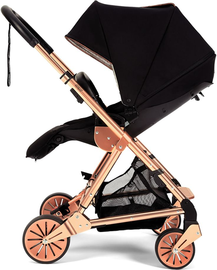 This is so classy, it totally fits you. Since you don't want a tiny human,  maybe you can get it to push Brody.