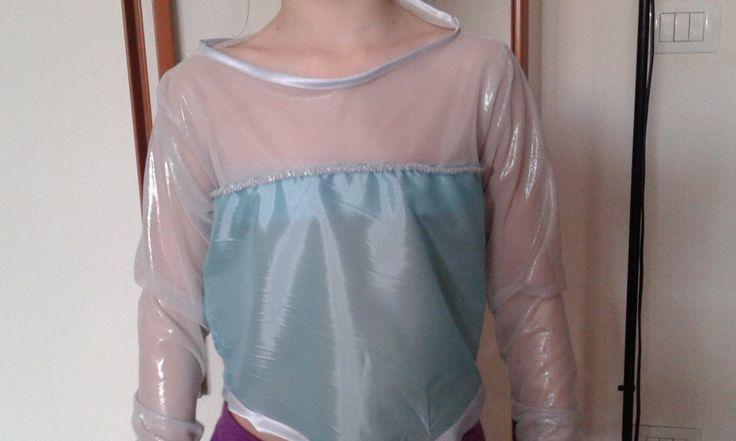 Corpetto Elsa di Frozen