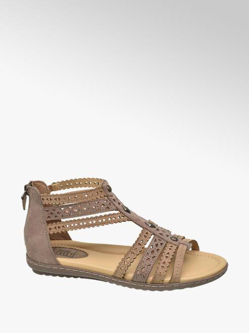 7091aa13e80c6 Sandále značky Easy Street vo farbe hnedá - deichmann.com   Pekne ...