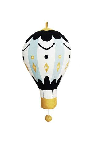 Music Mobile Toy - Moon Balloon – Baby Luno