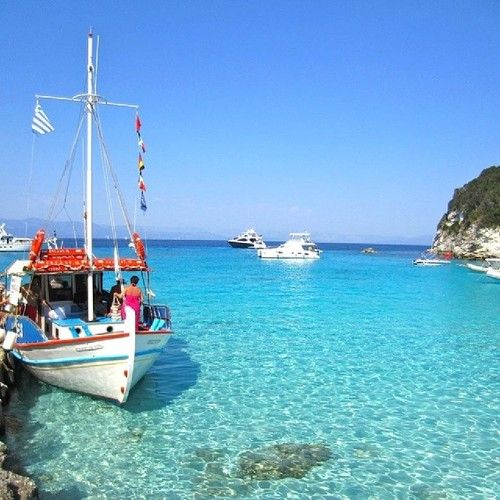 Antipaxos #Greece