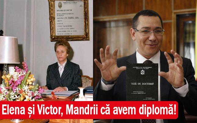 Ministrul Educației nu îi poate retrage titlul de doctor lui Victor Ponta - Vreaudreptate