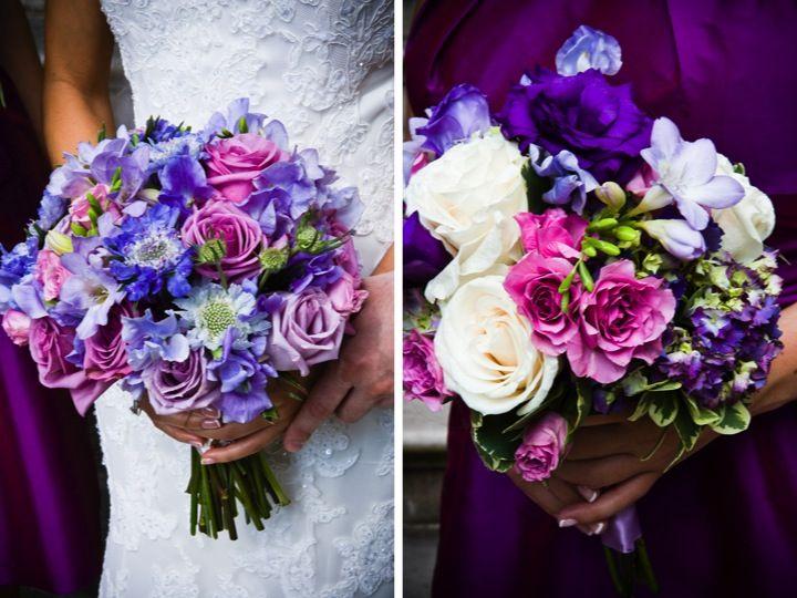21 best Pantone radiant orchid images on Pinterest | Wedding ...