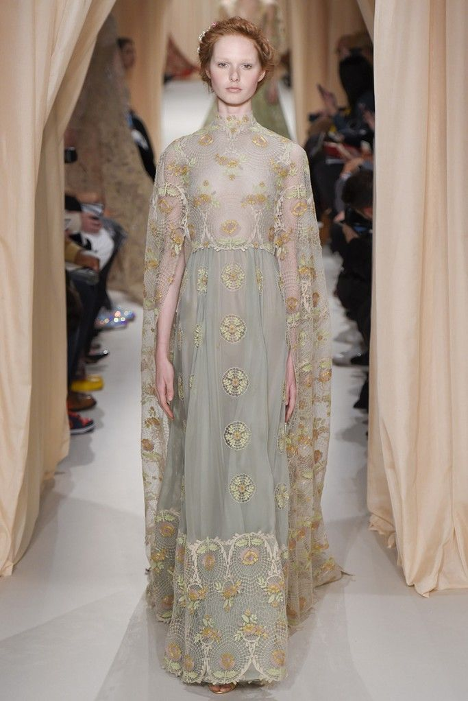 LOOK   2015 SS HAUTE COUTURE   VALENTINO HAUTE COUTURE   COLLECTION   WWD JAPAN.COM