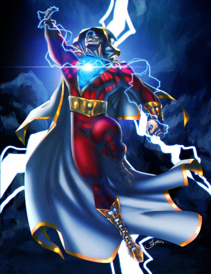 Captain Marvel Shazam Appreciaton Page 4