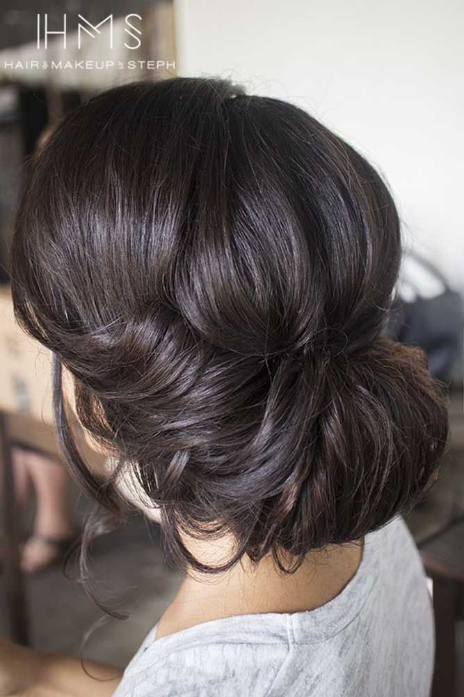 Strange 1000 Ideas About Bridesmaids Hairstyles On Pinterest Junior Hairstyle Inspiration Daily Dogsangcom