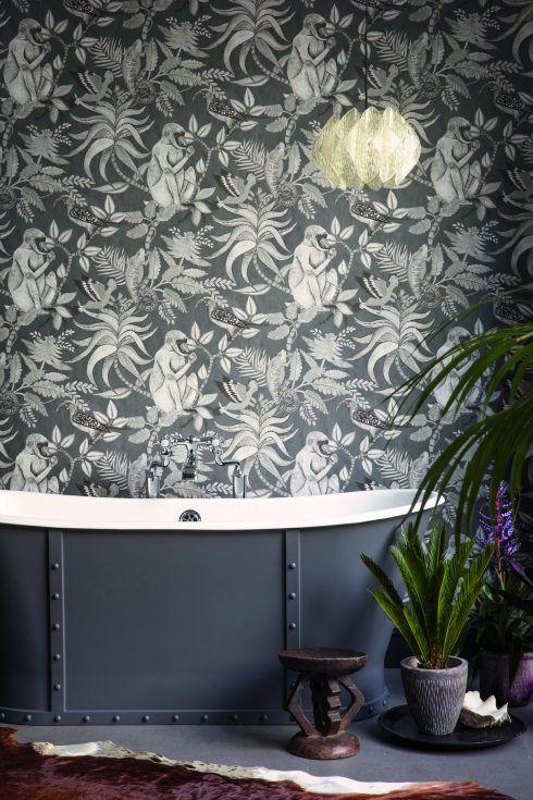Savuti Cole & Son Wallpaper Kensington Design
