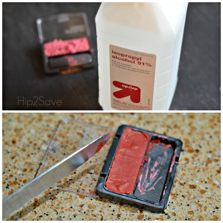 What to use to fix broken makeup! Do amazing it really works