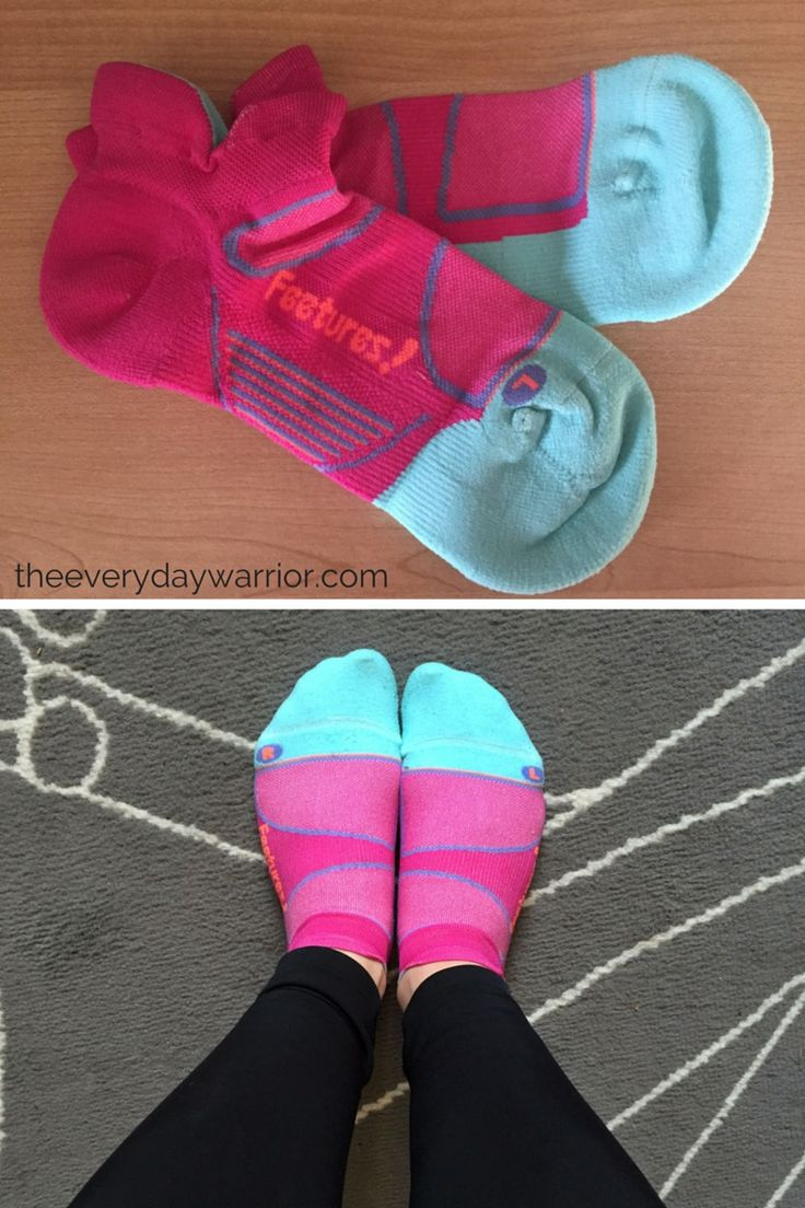 Feetures! Running Socks - The Everyday Warrior